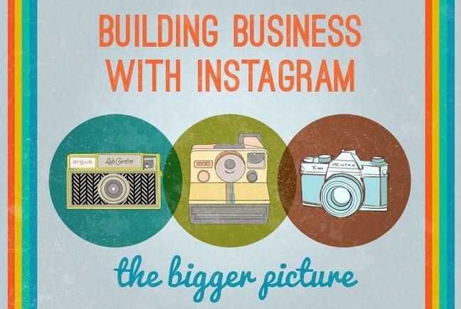 tips bina bisnes instagram