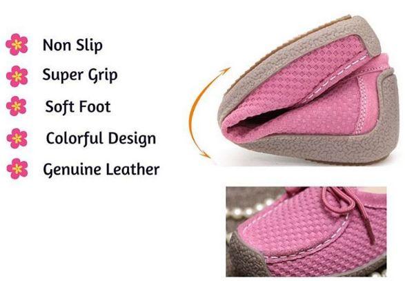 5 ciri kasut kulit
