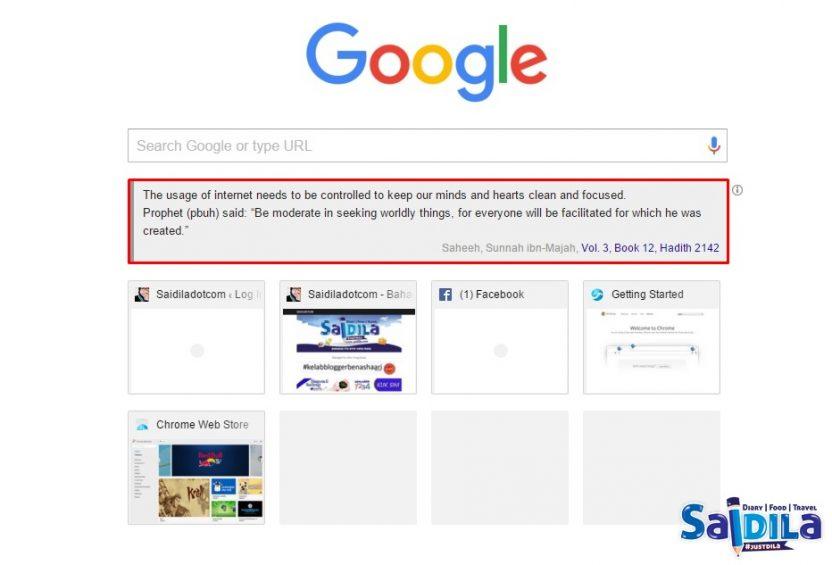 salam browser hadis