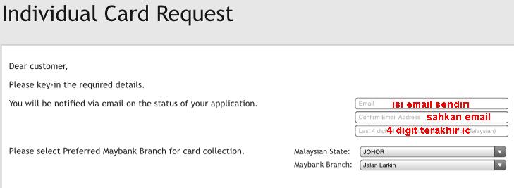 cara-apply-kad-maybank-debit-ada-gambar-sendiri