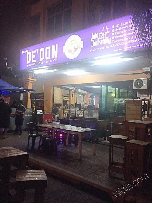 restoran-de-don-seksyen-13-shah-alam