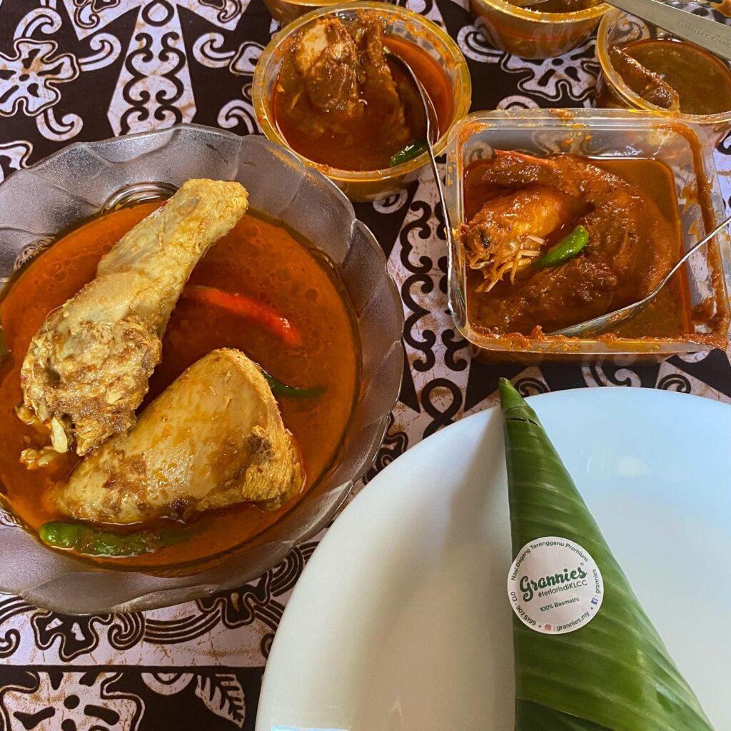 Nasi Dagang Asli Terengganu