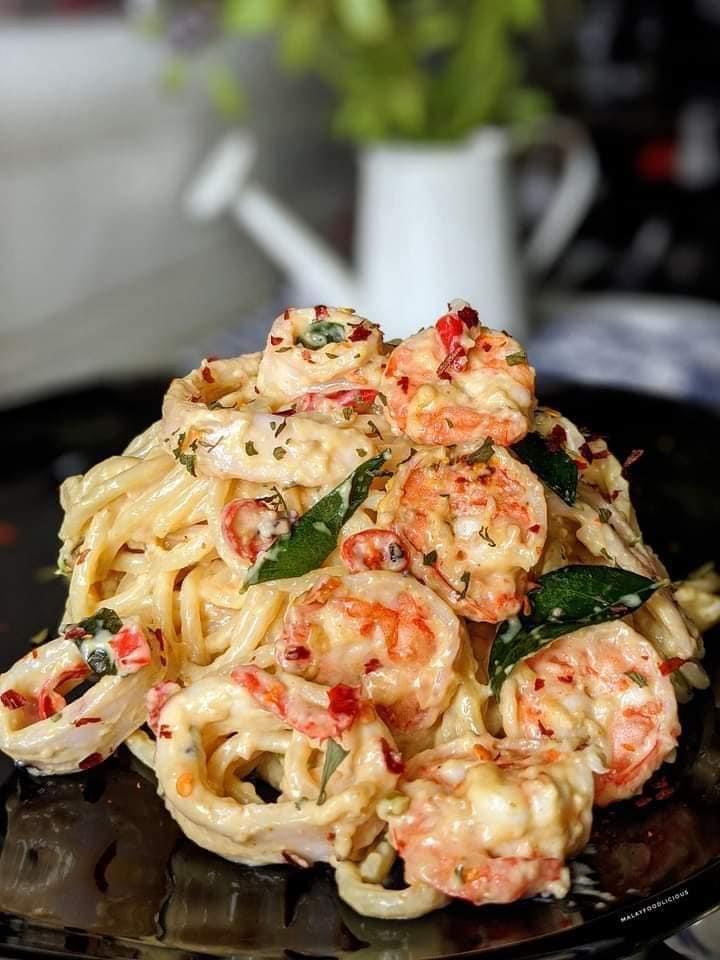 Resepi Spicy Buttermilk Spaghetti